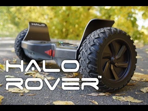New Indestructible Hoverboard – Halo Rover (All-Terrain Hoverboard unboxing and review)