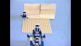 Stepa Lego Gangster (lustig)