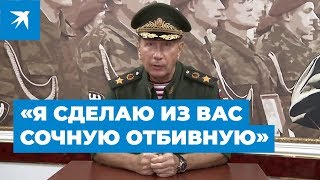 Золотов вызвал Навального на дуэль