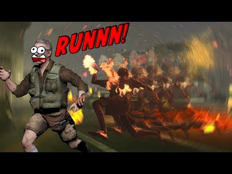 MODDING ZOMBIES TO MAKE THEM RUN AT SONIC SPEED! (Zombie Mod Trolling!)