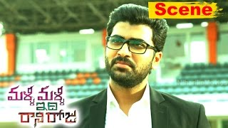 Sharwanand Message Full Speech - Malli Malli Idi Rani Roju Movie Scenes
