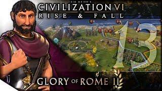 Download Video The War for Calcutta | Civilization VI: Rise & Fall — Glory of Rome II 13 | Terra Emperor MP3 3GP MP4