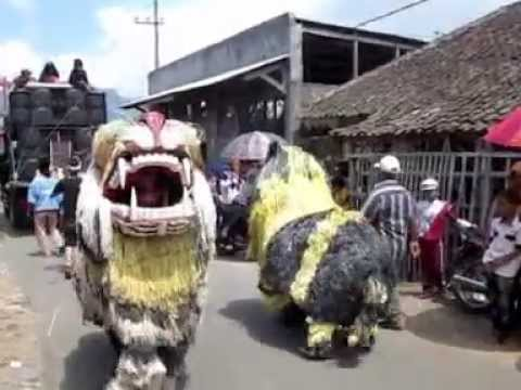 SINGO BARONG / BARONGSAI (Culture From East Java - Indonesia)