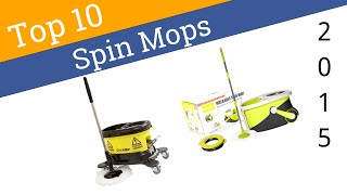 10 Best Spin Mops 2015