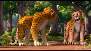 Tiger Family | Animated Cartoon | Amazing Video