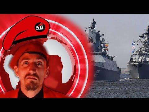 NR den 22.11.2018 - Ruské námořnictvo blokuje Ukrajinu a Babiš vše zapírá