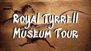Royal Tyrrell Museum Virtual Tour 2018 [Drumheller, Alberta]
