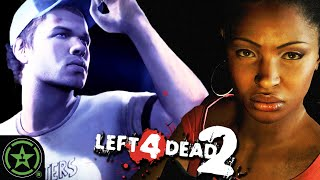 The Swamp Has No Mercy - Left 4 Dead 2 w/ Ify by Let's Play