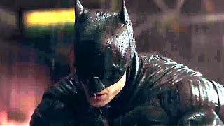 THE BATMAN Bande Annonce (2021) Robert Pattinson