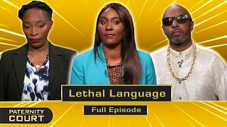 Lethal Language: 5 Words Shatter Perfectly Happy Family (Full Episode) | Paternity Court