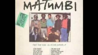 Matumbi - Man in Me