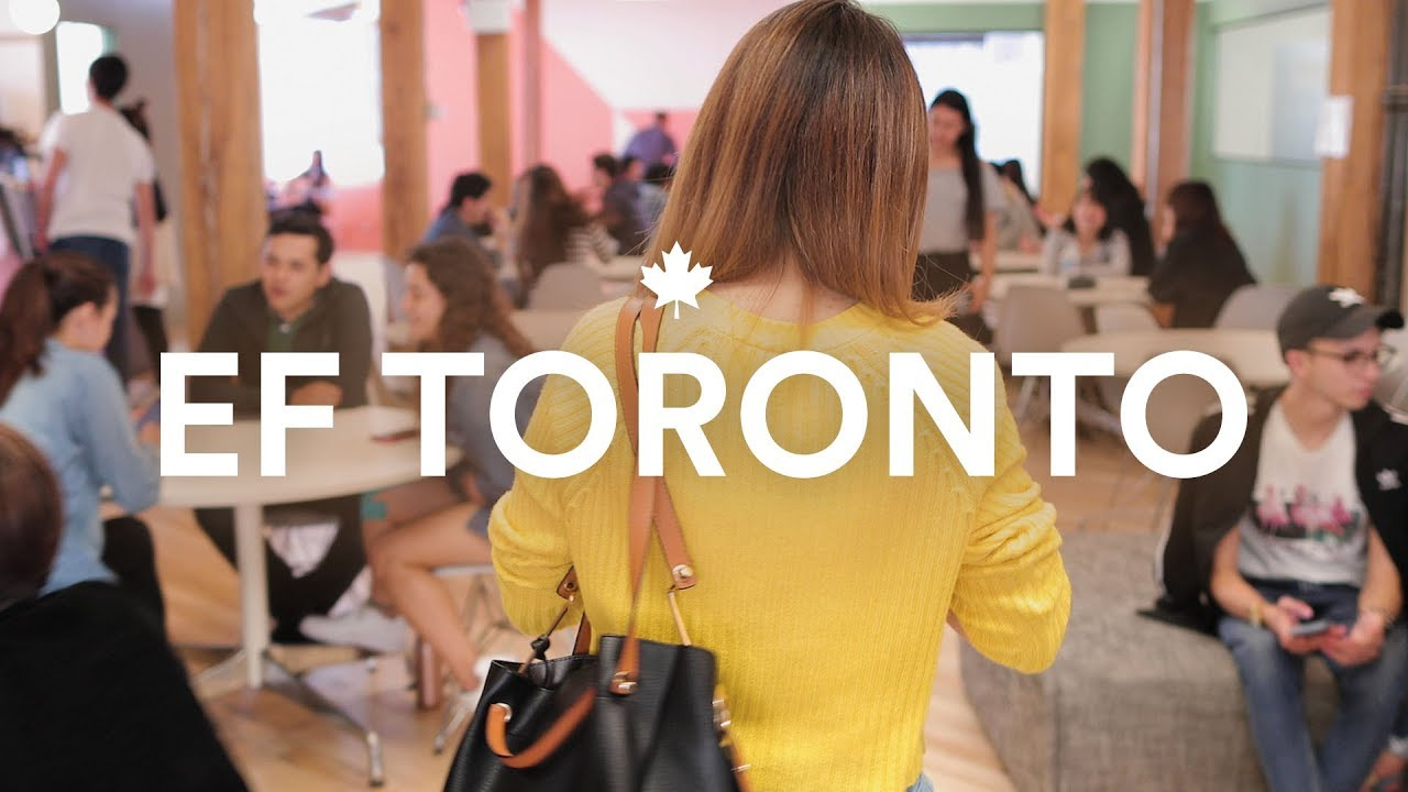 EF Toronto – Campus Tour