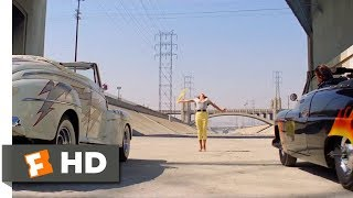 Grease (1978) - Thunder Road Race Scene (10/10) | Movieclips