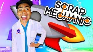 How To Build A Rocketship | Scrap Mechanic
