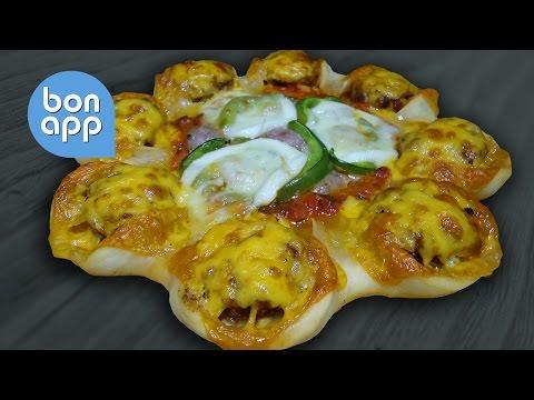 Пицца-бургер - Оригинальные рецепты