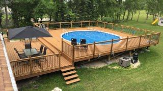 DIY Pool And Deck
