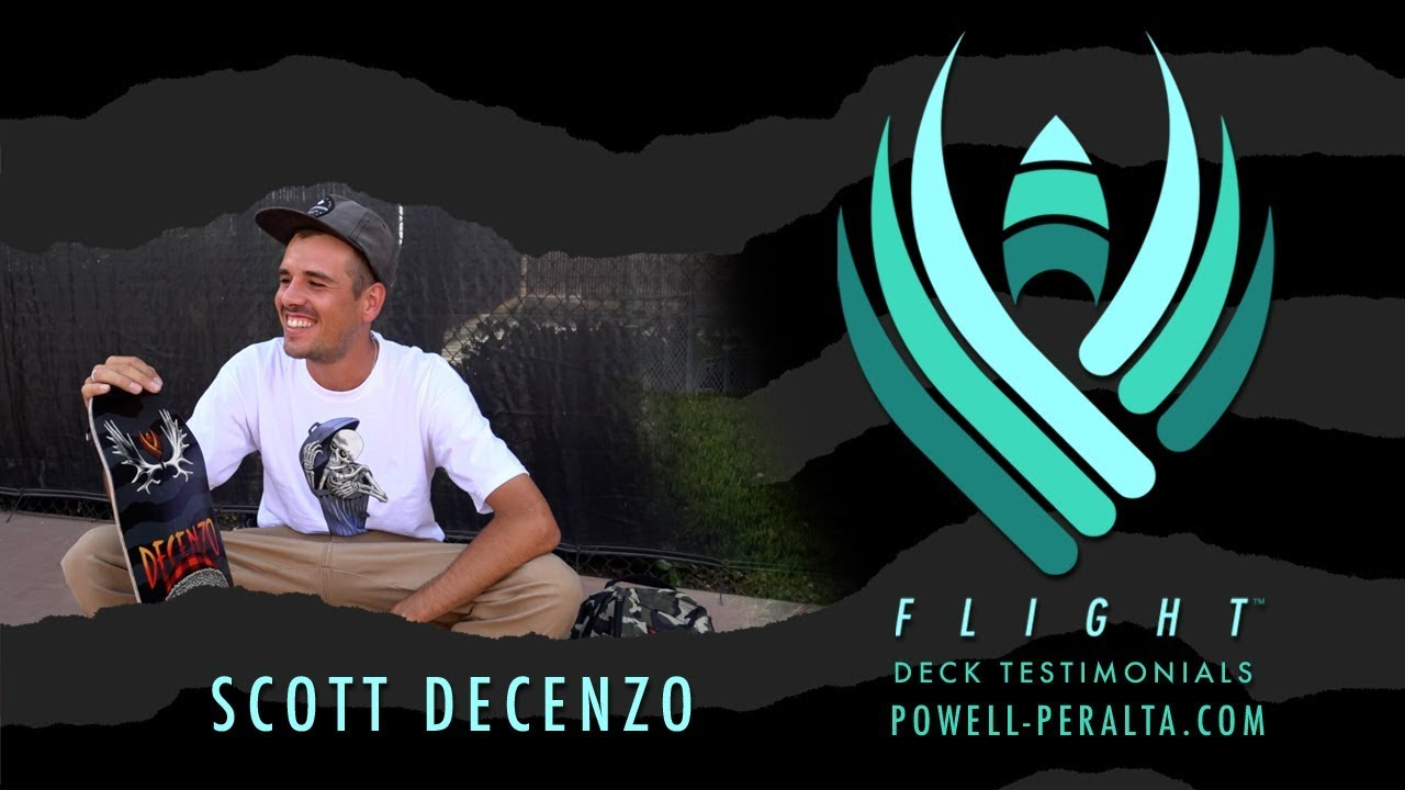 Powell Peralta | Scott Decenzo | Flight Deck Construction