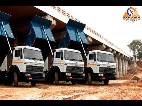 Tipper Trucks in Pune, टिपर ट्रक, पुणे