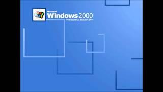 Windows 2000 Shutdown Sound