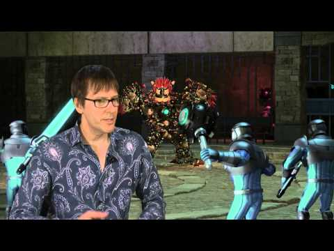 PS4 Chief Mark Cerny Answers Fan Questions