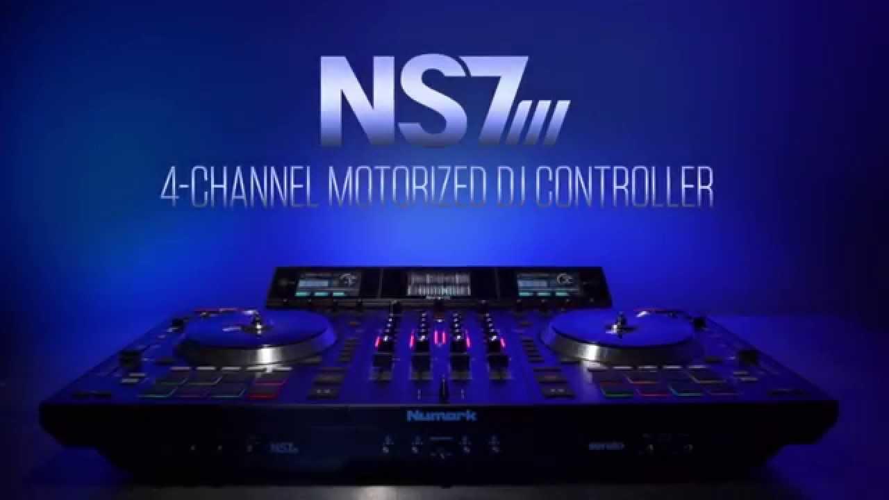 NUMARK NS7III