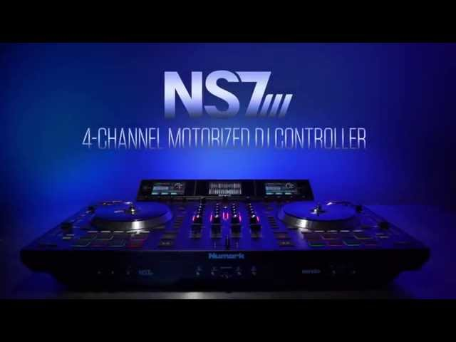 NUMARK NS7III - Official Performance Video ft. DJ Flipside