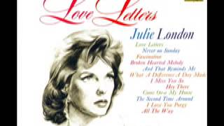 Julie London - What A Difference A Day Made