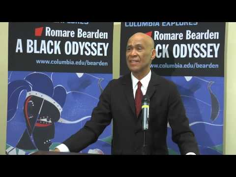 Prof. Robert O'Meally Discusses Romare Bearden: A Black Odyssey