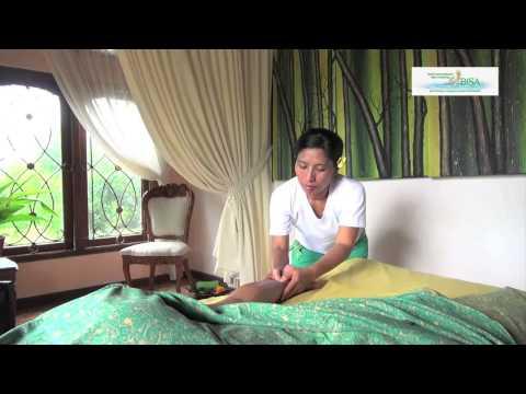 Swedish Massage Therapy Course at Bali International Spa ...