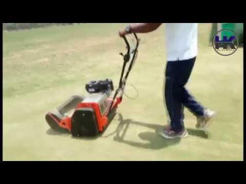 Golf Green & Cricket Pitch 550 Zero Cut Mower, (equivalent toro greenmaster)