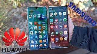 Huawei P30 Pro vs Samsung Galaxy S10+ - Which Flagship is Best For You?