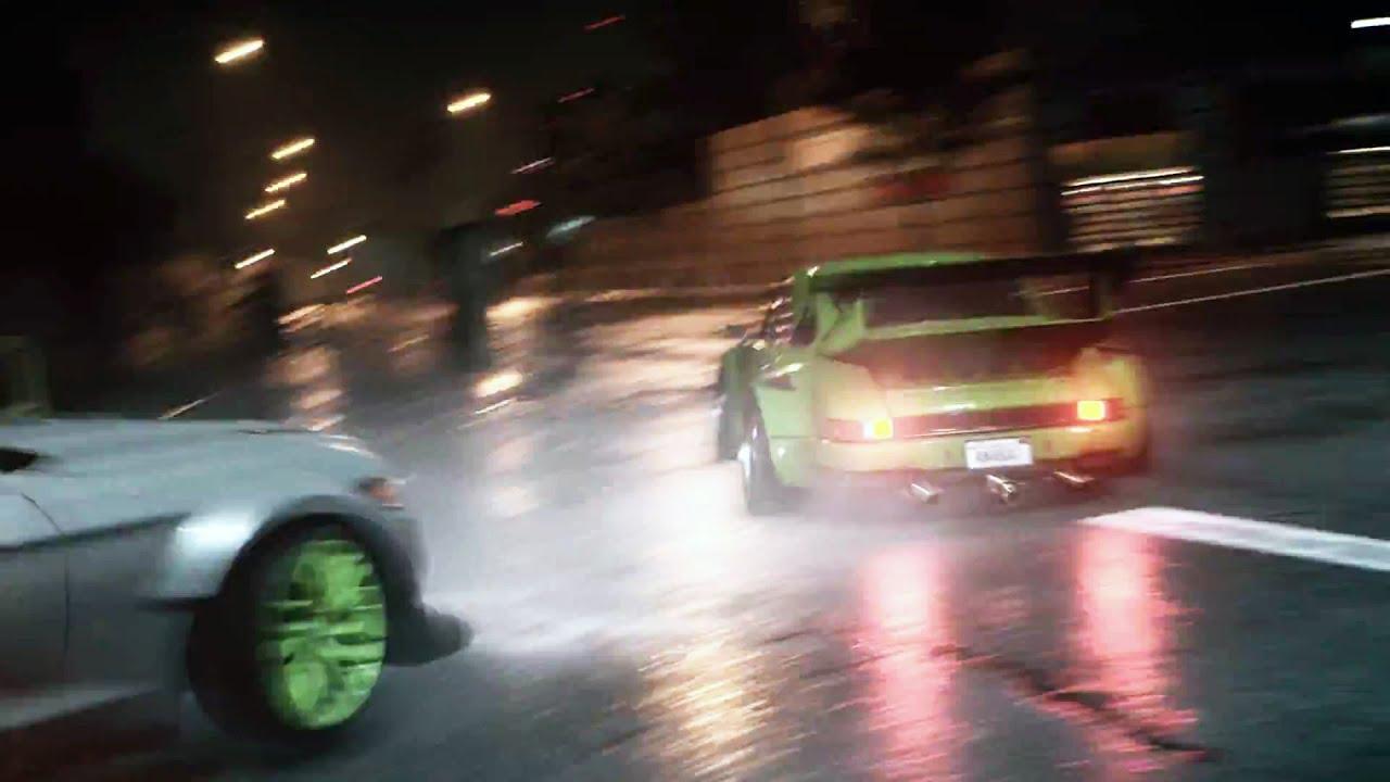 NEED FOR SPEED Teaser Trailer (2015) #VideoJuegos #Consolas