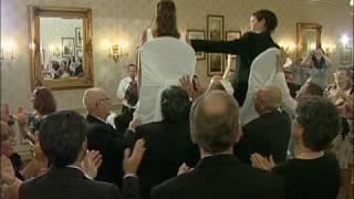 Chair Lifting & Hora Dance | Jewish Wedding Reception At Old Mill Inn Toronto | Forever Video