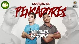 Geração de Pensadores (Clipe Oficial) - Fabio Brazza e Mc Garden