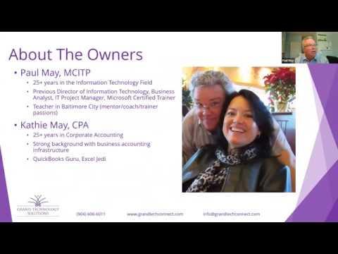 ProNET Presentation - April 8, 2020 - About Our Business