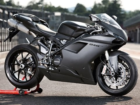 Used Bike Review (Ducati 848)