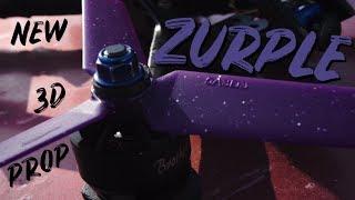 Zoe FPV ZURPLE 3d Props