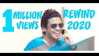 REWIND 2020 with NAVEEN POLISHETTY | JAATHI RATNALU | NEW TELUGU MOVIE |  COMEDY