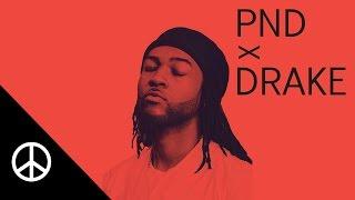 FREE PARTYNEXTDOOR x Drake x 40 Type Beat 2016 - See Me (Prod. by Yung Adam)