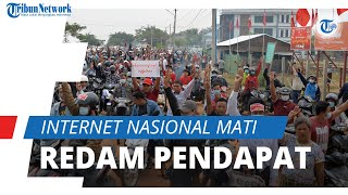 Internet Myanmar Diblokir Guna Redam Perbedaan Pendapat, Aksi Protes Besar Pertama Pecah di Jalanan