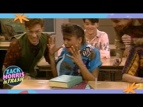 The Time Zack Morris Prostituted Lisa To Pay A Credit Card Bill