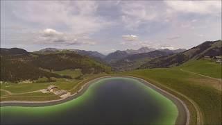 TBS Discovery - La Clusaz - L'Etale - French Alps - vol immersion - FPv flight