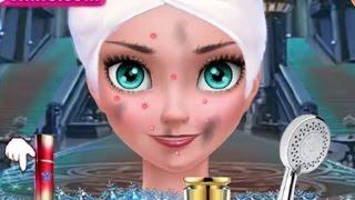 Frozen Game - Elsa Anna Frozen Angel - Disney Frozen Games For Kids