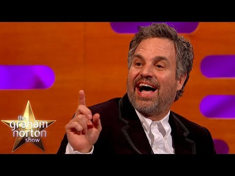 Mark Ruffalo o spoilerech a návratu Hulka - The Graham Norton Show