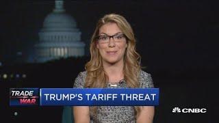 Mattie Duppler talks trade, tariffs, and Trump