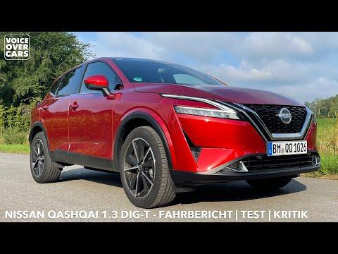 2021 Nissan Qashqai 1.3 DIG-T (103kW|140PS) Fahrbericht Test Review Kritik Meinung Verbrauch
