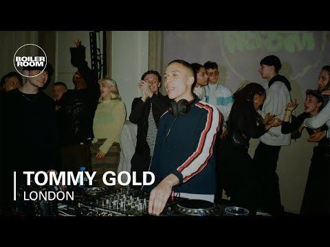 Tommy Gold Boiler Room Valentines Day Special DJ Set