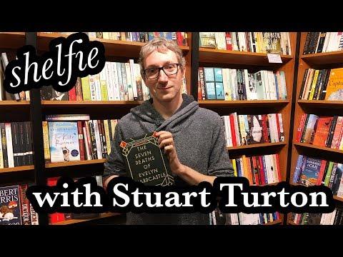 Vidéo de Stuart Turton