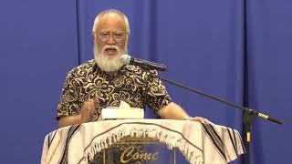 """""""Names of God""""   Ps. Jose Roco at Mahanaim Life Ministry"""