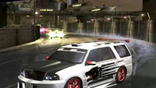 Need For Speed Underground 2 - Chingy - I do